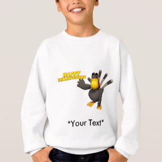 KinderT - Shirt - die Erntedank-Türkei-Gruß