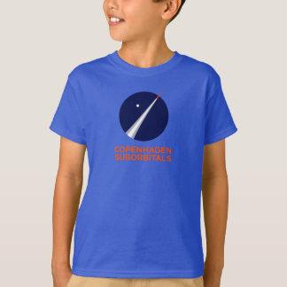 KinderT - Shirt mit Logo Kopenhagens Suborbitals