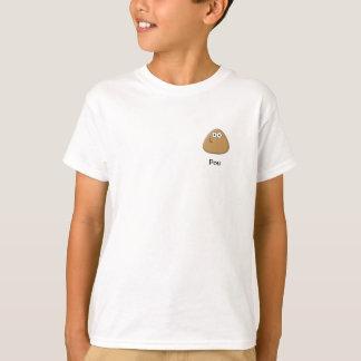 KinderT - Shirt mit Pou Ikone