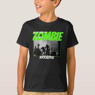 Kinderzombie-Apokalypse-T - Shirt