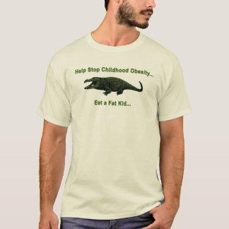 KINDHEITS-KORPULENZ T-Shirt