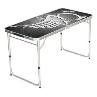 KINDO12 Heckklappe Pong Tabelle Beer Pong Tisch