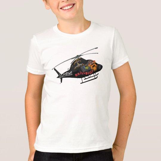 KINDölfeld 'HUBSCHRAUBER T-Shirt