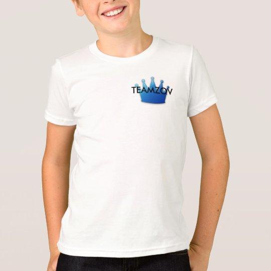 KINGZOV FRAU-LOGO-SHIRT T-Shirt