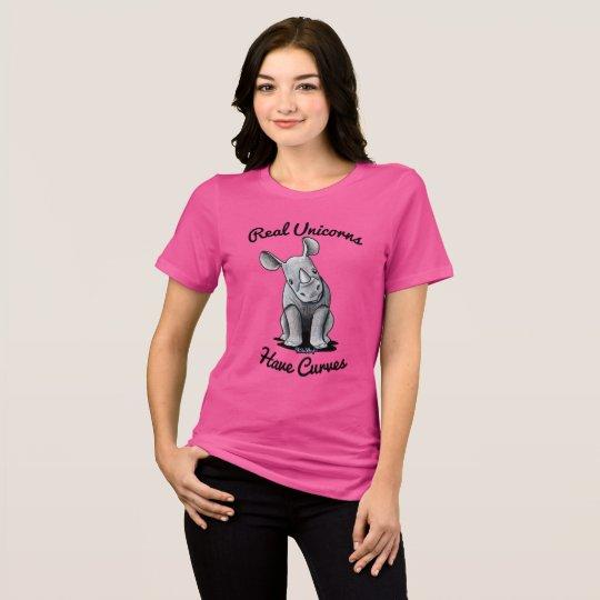 KiniArt Baby-Nashorn T-Shirt