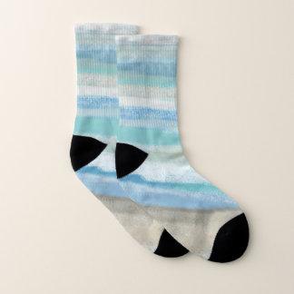 KiniArt Beachy scharfe Socken