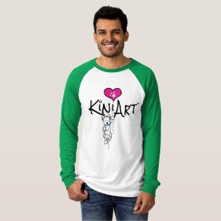 KiniArt Fan, der Westie baumelt T-Shirt