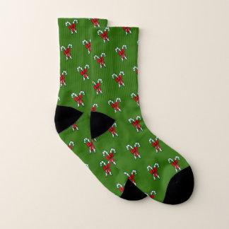 KiniArt Zuckerstange-Socken Socken