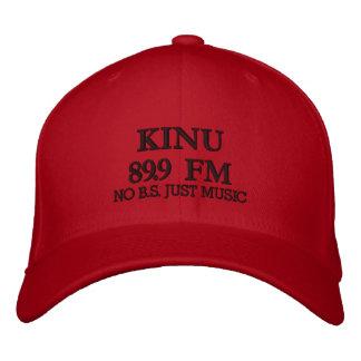 KINU 89,9 FM, KEIN B.S. JUST MUSIC BESTICKTE KAPPEN