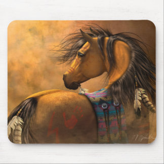 Kiowa Goldkunst Mousepad