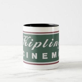 Kipling Kino-Logo-Tasse Zweifarbige Tasse