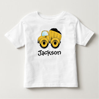 Kipper-Bau-Kleinkind-T - Shirt