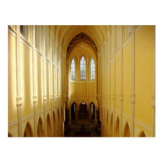 Kirche der Annahme unserer Dame Postkarte