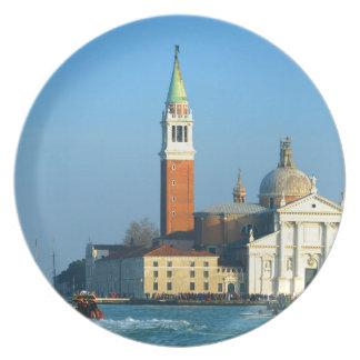 Kirche Sans Giorgio Melaminteller