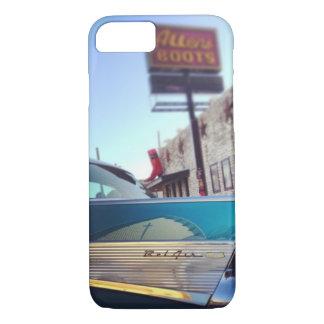 Kirche von Chevy | Austin, Texas iPhone 8/7 Hülle