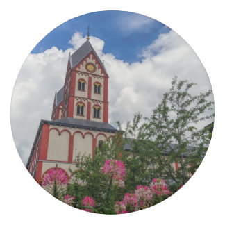 Kirche von St Bartholomew, Lüttich, Belgien Radiergummis 0
