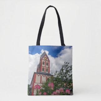 Kirche von St Bartholomew, Lüttich, Belgien Tasche