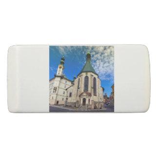 Kirche von St. Catherine, Banska Stiavnica, Radiergummis 0