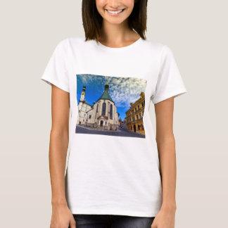 Kirche von St. Catherine, Banska Stiavnica, T-Shirt