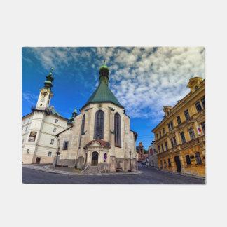 Kirche von St. Catherine, Banska Stiavnica, Türmatte