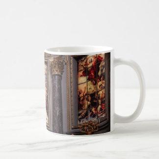 Kirchenaltar Altarpiece glassart Tasse