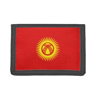 Kirgisistan-Flaggen-Geldbörse