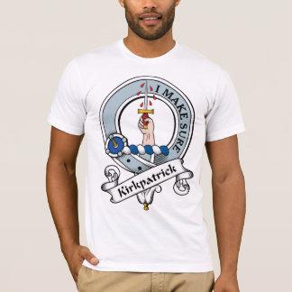 Kirkpatrick Clan-Abzeichen T-Shirt
