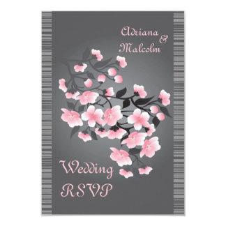 Kirschblüte (Kirschblüte) UAWG 8,9 X 12,7 Cm Einladungskarte