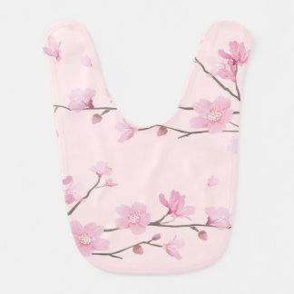 Kirschblüte - Rosa Lätzchen
