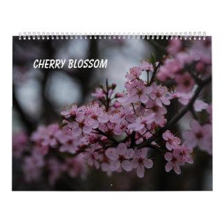 Kirschblüte Wandkalender