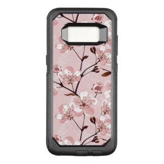 Kirschblüten-Blumen-Muster OtterBox Commuter Samsung Galaxy S8 Hülle
