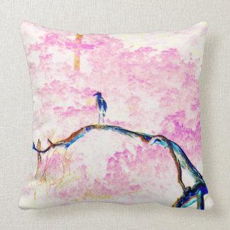 Kirschblüten-Landschaftskissen Kissen