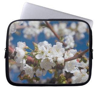 Kirschblüten-Landschaftslaptop-Hülsen Laptopschutzhülle