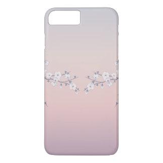 Kirschblüten-Rosen-Steigung iPhone 7 Plus Hülle