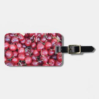 Kirschen Gepäckanhänger