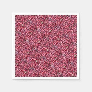 Kirschen Papierserviette
