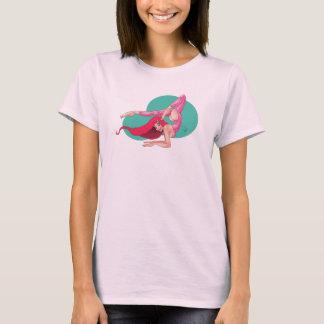 Kirschpinup-Spitze - Flex T-Shirt