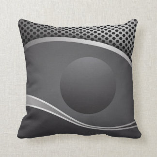 Kissen in der modernen abstrakten Art