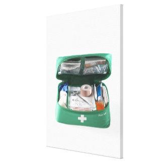 Kit de premiers secours toiles tendues