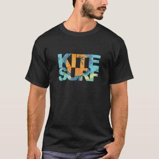 Kitesurf Blau T-Shirt