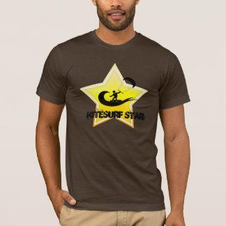 Kitesurf Stern, cooles kitesurfing Shirt