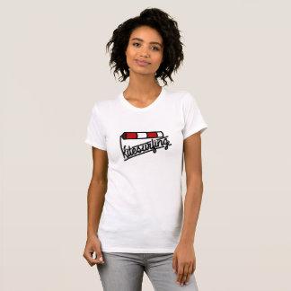 Kitesurf Wind-T-Shirt T-Shirt
