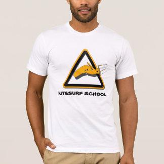 kitesurfer kitesurf SchulShirt T-Shirt