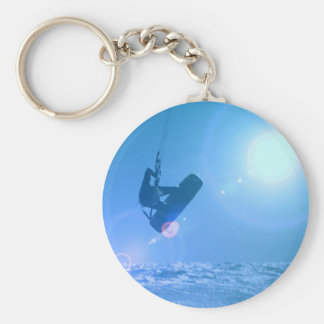 Kitesurfing Luft Keychain Schlüsselanhänger