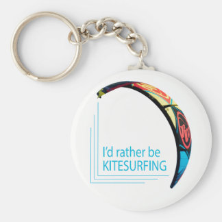 Kitesurfing Schlüsselanhänger