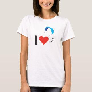 Kiting Liebe I! T-Shirt
