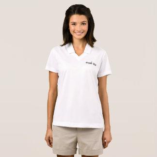 Kittel Sie - helles Shirt