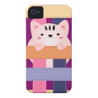 Kitty mignon Blackberry 9700/9780 audacieux à pein Coque Case-Mate iPhone 4
