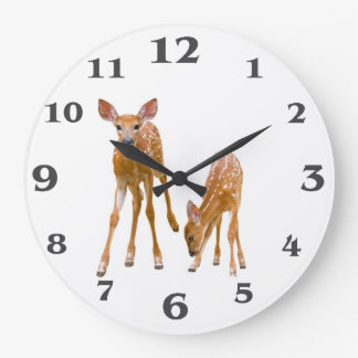 Kitzbild für Rund-Groß-Wand-Uhr Große Wanduhr