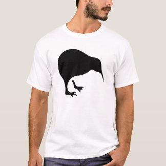 Kiwi alle Schwarzen und alles Weiß Neuseeland T-Shirt